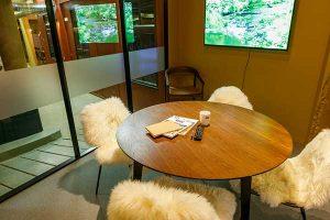 Cloud - Location salle de réunion 4 places à Rouen