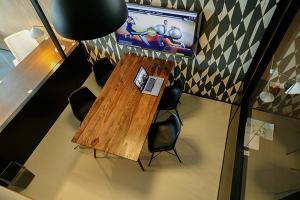 Location salle de réunion à Lyon - salle bocuse