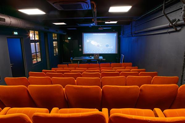 Salle de réunion à Rouen - location d'un amphithéâtre