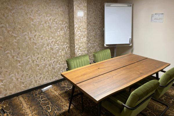 Location salle de réunion de 4 personnes à Marseille