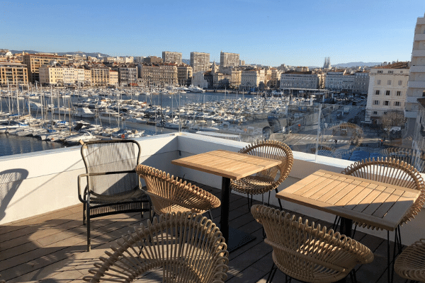 Location salle de réunion de 50 personnes à Marseille